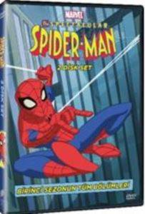 Spectacular Spiderman Sezon 1