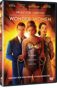 Proffesor Marston<br/>And Wonder Women