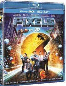Pixels 3D+2D