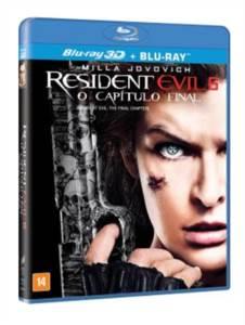Resident Evil - Öl ...
