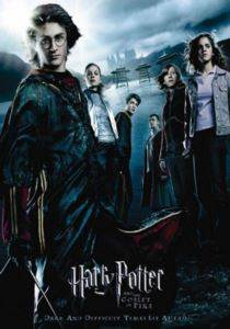 Harry Potter ve Ateş Kadehi- 1 Disk