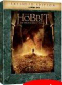 Hobbit : Smaug' un Çorak Toprakları Uzatılmış Versiyon 5 Disk