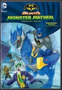 Batman Sınır Tanımayan: Canavar Saldırısı