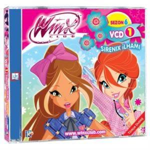 Winx Club Sezon 6 Vcd 1 - Sirenix İlhamı