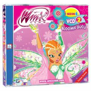 Winx Club Sezon 6 Vcd 2 - Bloomix Gücü
