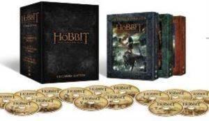Hobbit - Uzaltılmış Versiyon Üçlemesi (15 Disk)