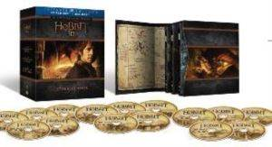 Hobbit - Uzatılmış Versiyon Üçlemesi (6 Disk 3D- 9 Disk 2D)