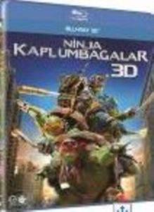 Ninja Kaplumbağalar 3D