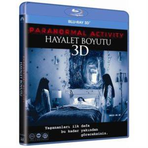 Paranormal Activity - Hayalet Boyutu 3D