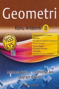 YGS LYS Geometri Konu Anlatımlı B