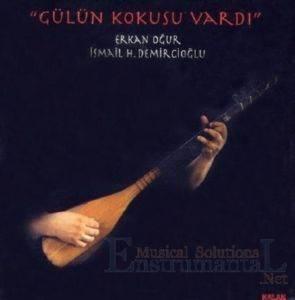 Gülün Kokusu Vardı CD