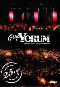 İstanbul İnönü Stadyumu Konseri