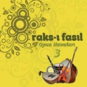 Raks-Fasıl-3 Oyun Havaları-3 cd