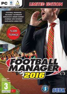 Football Manager 2016 <br/>Limited Edition