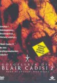 Gölgelerin Cadısı (Blair Cadısı 2) Dvd