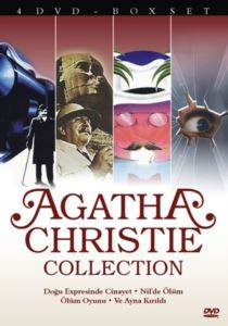 Agatha Christie 4 DVD Box Collection