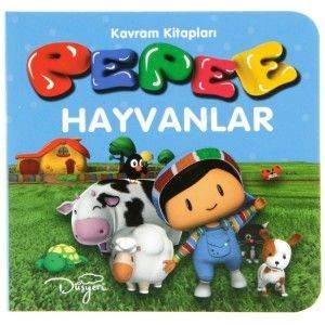 Pepee-Hayvanlar