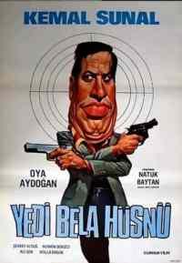Yedi Bela Hüsnü (Dvd)