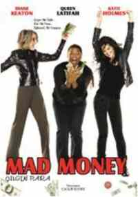 Çılgın Para / Mad Money - DVD
