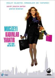 I Don't Know How She Does It - Mucizeyi Kadınlar Yaratır (DVD)