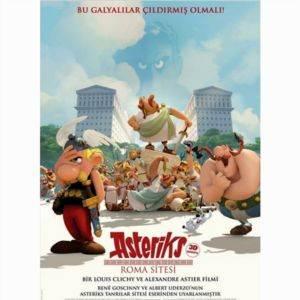 Asteriks - Roma Sitesi