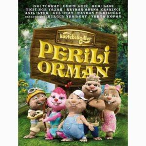 Köstebekgiller - Perili Orman