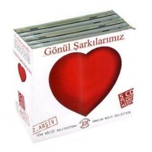 Türk Müziği Kolleksiyonu Gönül Şarkılarımız 2. Arşiv