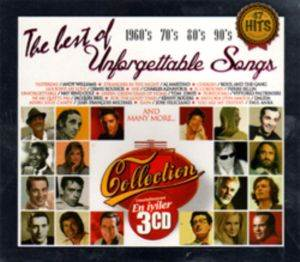 The Best Of Unforgettable Songs (CD)