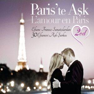 Paris'te Aşk (CD)