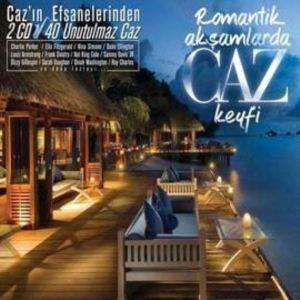 Romantik Akşamlarda Caz Keyfi 2 CD