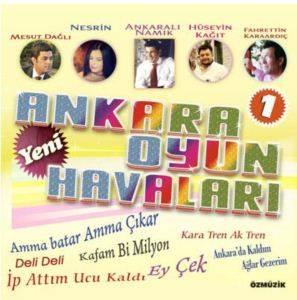 Ankara Oyun Havaları (CD)