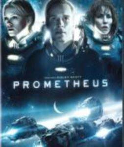 Prometheus Blu-ray 3 D