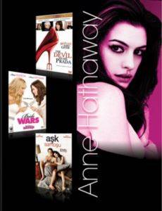Anne Hathaway Box Set (DVD)