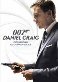 Daniel Craig Dvd Box Set (2 DVD)