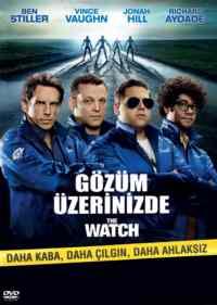 Gözüm Üzerinizde - The Watch (DVD)