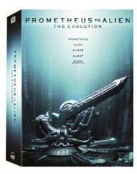 Prometheus & Alien Evrim Box Set
