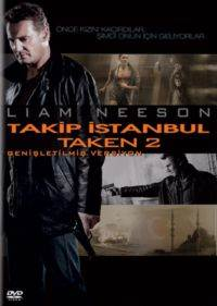 Takip İstanbul - Taken 2 (DVD)