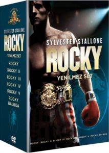 Roky Yenilmez Set - Rocky Undisputed Set  (DVD)