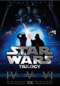Star Wars Trilogy (Bölüm IV, V, VI) (DVD)