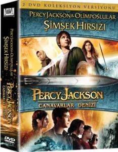 Peryc Jackson: Box Set
