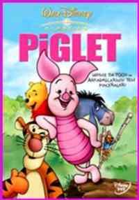 Piglet Winnie The Pooh (Dvd)