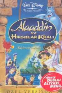 Alaaddin ve Hırsızlar Kralı (Dvd)