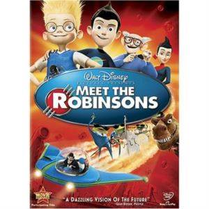 Meet The Robinsons (Robinson Ailesi) Dvd