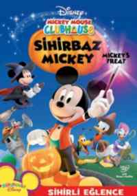 Mickey Mouse -Sihirbaz Mickey (Dvd)