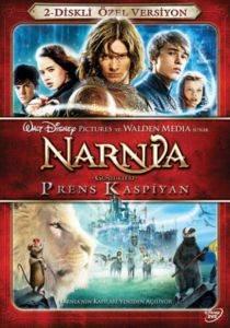 Narnia Günlükleri-Prens Kaspiyan 2-Disk Özel Versiyon