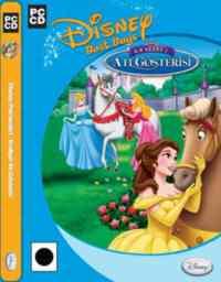 Disney Prensesleri : Kraliyet Atı Gösterisi (PC CD)