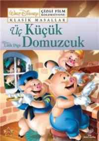 Üç Küçük Domuzcuk (Dvd)