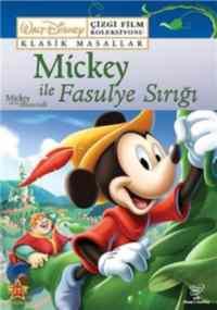 Mickey ile Fasulye Sırığı (Dvd)
