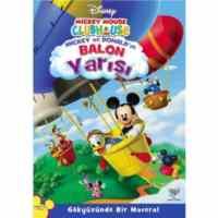 Mickey ve Donald'ın Balon Yarışı