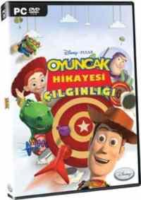 Oyuncak Hikayesi Çılgınlığı (DVD)